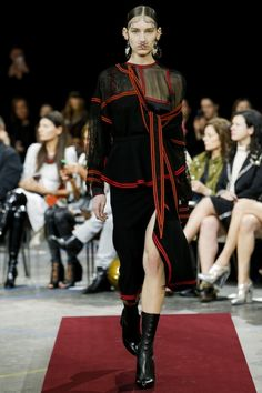 Givenchy Herfst/Winter 2015-16 (30)  - Shows - Fashion