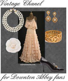 Downton Abbey Vintage Chanel
