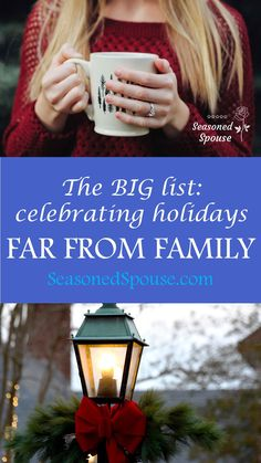 Here are all the ways military families can enjoy celebrating holidays far from family! Military Deployment, Military Spouse, Christmas Fun, Holiday Fun, Deployment Care Packages, Military Families, Military Discounts, Holidays, Army