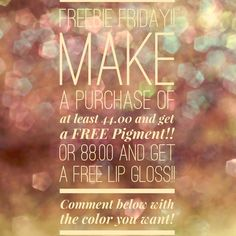 #Younique #Freebie #Friday!!! https://youniqueproducts.com/Laurafablashesuk