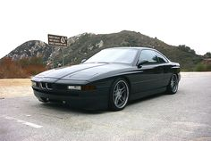 1992 BMW 850. So 90's it hurts, but I have a special place in my heart for this car.