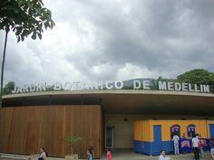 Jardín botánico de Medellín 2013