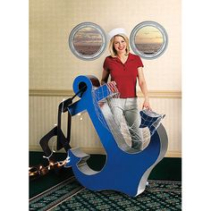 Giant Anchor for your Cruising For Murder party! Cruise Theme Parties, Cruise Ship Party, Grad Parties, Party Themes, Party Ideas, Event Themes, Party Party, Conquistador, Summer Camp Themes