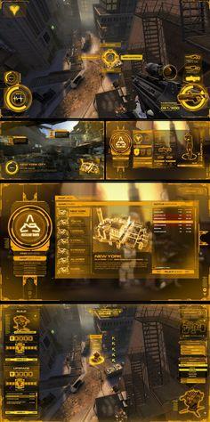 Nuclear Dawn UI