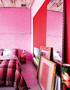Rose bonbon - Marie Claire Maison
