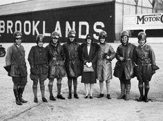Brooklands Ladies Motor Club, 1925