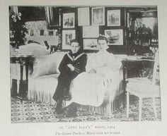 Maria and Dmitri