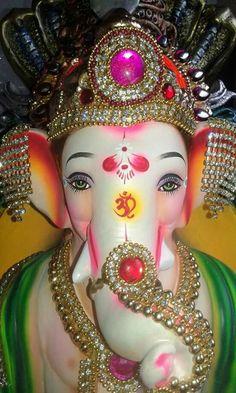 Ganesh Images, Ganesha Pictures, Ganesh Wallpaper, Lord Ganesha Paintings, Shree Ganesh, Cute Baby Girl Pictures, Durga, Cute Babies, Wallpapers
