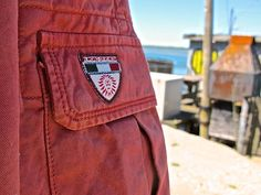 Technical and fashion sailing clothes by Il Moro di Venezia