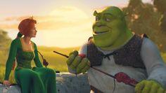 Family movies this weekend: Shrek, Kung Fu Panda 3 and Joy Family Movie Night, Family Movies, Dreamworks Animation, Disney And Dreamworks, Cartoon Movies, Disney Movies, Princesa Fiona, Shark Tale, Kung Fu Panda 3