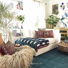 Nice Discover Your Home's Decor Personality: 19 Inspiring Artful Bohemian Spaces | Apartment Therapy The post Discover Your Home's Decor Personality: 19 Inspiring Artfu ..