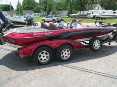 ranger bass boats   2007 Ranger Bass Boat Z20 Comanche For Sale In Scottsburg, IN