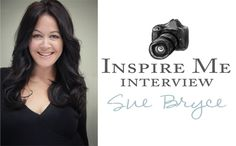 Inspire Me Interview #22} Sue Bryce