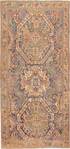 Antique 18th Century Karabagh Rug 47245