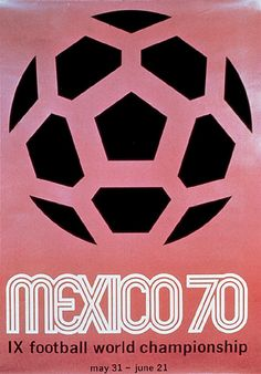 Logo from IX Football World Championship celebrated in Mexico
