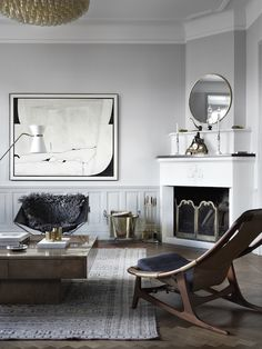 Grey & Moody Done Right | lark & linen