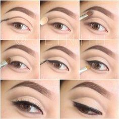belleza maquillaje salud tutoriales de maquillaje natural maquillaje de ojos naturales ojos naturales miradas naturales estilo de maquillaje