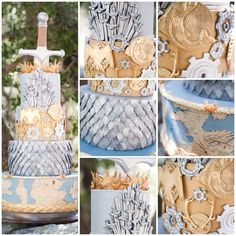 Game of Thrones cake - Credit: flickr/thecakemamas