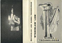 Stanislaw Lem 'Summa technologiae', Krakow bookjacket by Daniel Mróz Book Sleeve, Krakow, Photo And Video, Illustration, Book Covers, Instagram, Design, Poland, Magazines