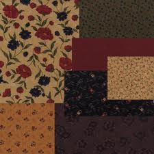 Quilt Fabric for Guest Book