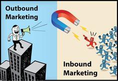 Nice presentation on outbound vs inbound marketing: what works best?