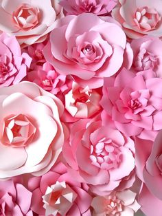161 best paper flower wall backdrop images on pinterest in 2018 extra large paper flower backdrop custom colors how to make mightylinksfo