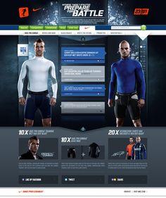 Nike Football by Momkai , via Behance