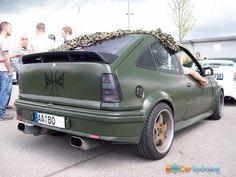 Opel Kadett E vergrößern
