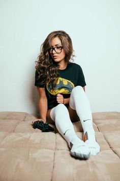 thigh high 40 Knee highs? Thigh highs? Lets not discriminate (42 Photos)