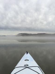 Kayaking Ohio River