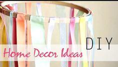 DIY: 3 Easy Summer Home Decor Ideas  Home Decor