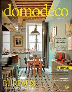 le magazine d co archi design en ligne le magazine en ligne pinterest octobre. Black Bedroom Furniture Sets. Home Design Ideas