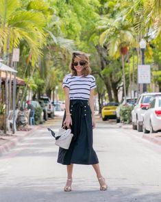 Midi Skirt Love a la