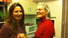 Erin Kane's insightful post on being a caregiver and a daughter.