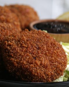 Japanese Beef Cheese Croquettes