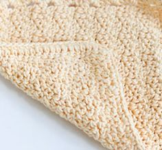 crocheted spa cloth, can't wait to try these..thanks so for sharing xox.