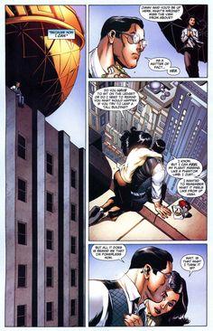 Superman and Lois Lane Superman And Lois Lane, Superman Lois, Graphic Novel Art, Clark Kent, Smallville, Dc Comics, Novels, Comic Books, Batman