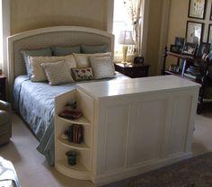 images tv cabinets at foot of bed tv footboard lift. Black Bedroom Furniture Sets. Home Design Ideas