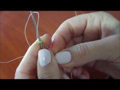 KAZAZİYE Yeminli Sürgü Yapımı, 4B X 9L Turk's Head Knot With Silver Wire - YouTube