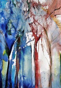 Landschappen | Kunstenares Agy Claessen