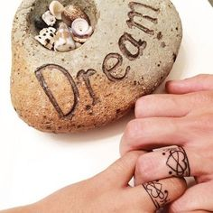 Engagement Ring Tattoos With Hearts