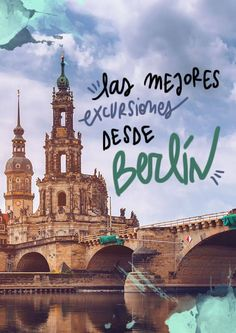 Las mejores escapadas y excursiones desde Berlín Eurotrip, Travel Bugs, San Francisco Ferry, Travel Guides, Taj Mahal, Places To Visit, Asia, Europe, Wanderlust
