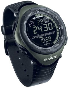 Another Suunto Vector but this time in the foliage version. Hmmmm!
