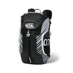 Oakley Link Backpack - Black White - 92910A-022   Oakley ES Store (Espanol) 73b107755a