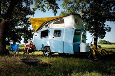 If we go to a trailer for camping, thinking this is a definite possibility!