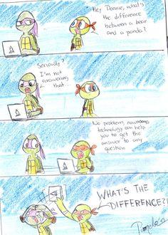 Little Answer by ~penguinsfan90 on deviantART