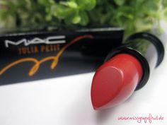 MAC Julia Petit Le Lipstick Petite Red