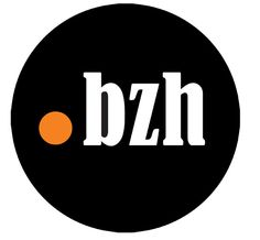 Le logo de l'association .bzh, une extension Internet pour la Bretagne. (DR)