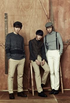 Ricky, L.Joe, Niel - The Star Magazine September Issue '14