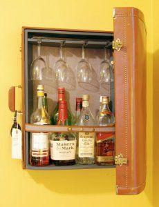 Vintage Suitcase recycle ideas